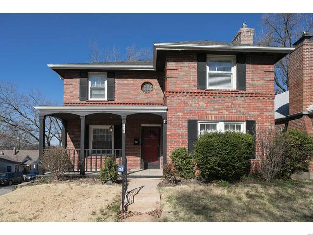 4227 Prather Avenue, St Louis, MO 63109 (#21019781) :: The Becky O'Neill Power Home Selling Team