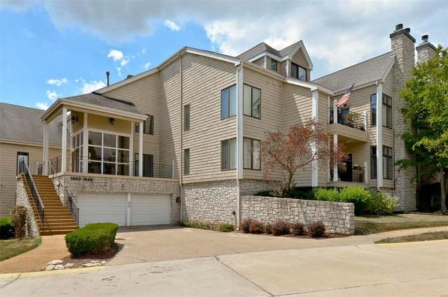 1610 Lake Knoll Drive 1N, Lake St Louis, MO 63367 (#21019785) :: St. Louis Finest Homes Realty Group