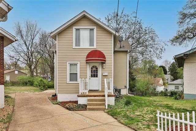 9610 Whistler, St Louis, MO 63114 (#21019838) :: Terry Gannon | Re/Max Results