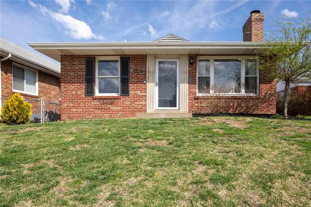 5509 Lindenwood Avenue, St Louis, MO 63109 (#21019849) :: Terry Gannon | Re/Max Results