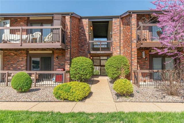 6840 Cottage Grove Lane I, St Louis, MO 63129 (#21019864) :: RE/MAX Vision