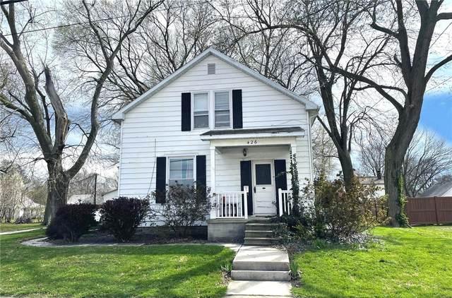 426 E Adams Street, NASHVILLE, IL 62263 (#21019903) :: Clarity Street Realty
