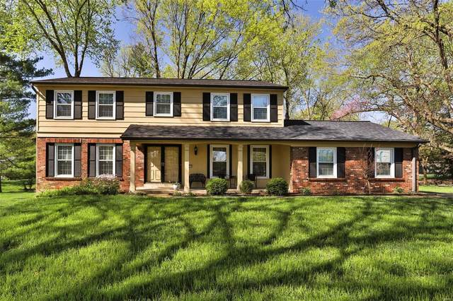 11974 Shallowbrook, St Louis, MO 63146 (#21019924) :: Parson Realty Group
