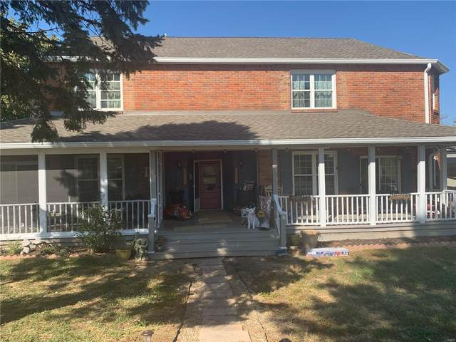 1637 Mule Road, Columbia, IL 62236 (#21019937) :: Fusion Realty, LLC