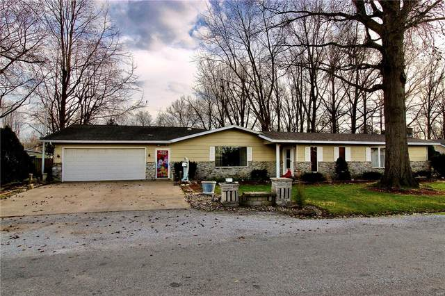 708 Candy Cane Lane, WEST FRANKFORT, IL 62896 (#21019941) :: Clarity Street Realty