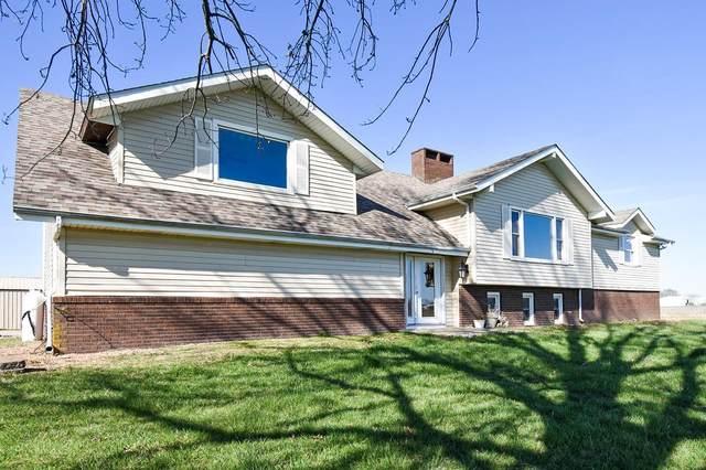 1516 Herman Road, STAUNTON, IL 62088 (#21019944) :: Tarrant & Harman Real Estate and Auction Co.