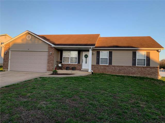 14 Trail Blaze Circle, Festus, MO 63028 (#21019950) :: Clarity Street Realty