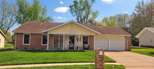 1770 Woodstream, St Louis, MO 63138 (#21019967) :: PalmerHouse Properties LLC