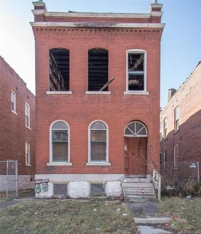 1008 Bittner, St Louis, MO 63147 (MLS #21019993) :: Century 21 Prestige