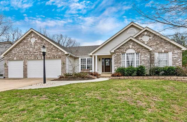 1551 Prospect Lakes, Wentzville, MO 63385 (#21020055) :: Clarity Street Realty