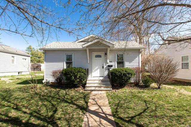 406 2nd Street, Caseyville, IL 62232 (#21020067) :: Tarrant & Harman Real Estate and Auction Co.