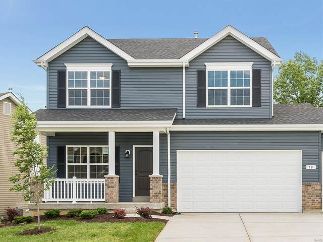 1 @ Sterling At Westhaven, Wentzville, MO 63385 (#21020075) :: Realty Executives, Fort Leonard Wood LLC