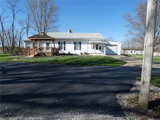 5705 Seminary Road, Brighton, IL 62012 (#21020076) :: Tarrant & Harman Real Estate and Auction Co.