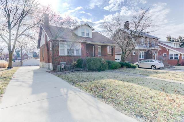 3708 Saint Anns, St Louis, MO 63121 (#21020128) :: RE/MAX Vision