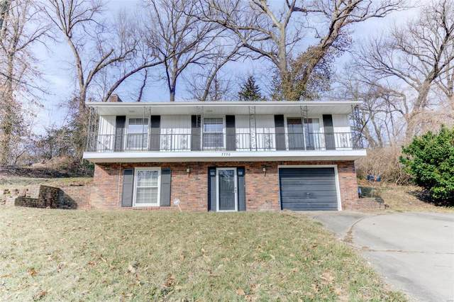 7770 Wooddale Lane, St Louis, MO 63121 (#21020158) :: Clarity Street Realty