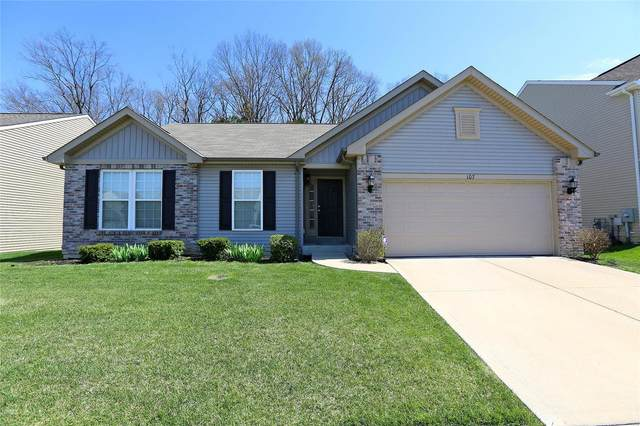 107 San Marino Parkway, Fenton, MO 63026 (#21020258) :: The Becky O'Neill Power Home Selling Team