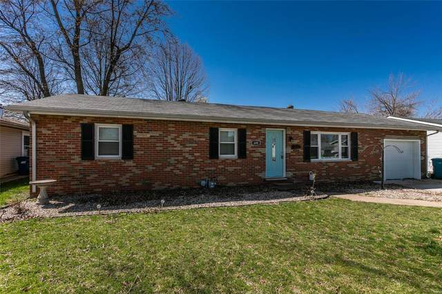 408 Sanders, Bethalto, IL 62010 (#21020264) :: Tarrant & Harman Real Estate and Auction Co.