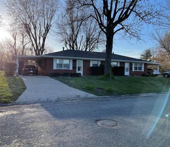 140 High Forest, Belleville, IL 62226 (#21020289) :: Jeremy Schneider Real Estate