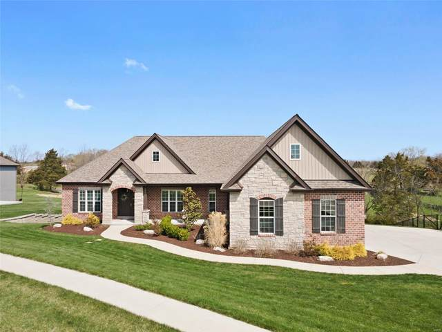 209 Corona Way, Wentzville, MO 63385 (#21020312) :: The Becky O'Neill Power Home Selling Team