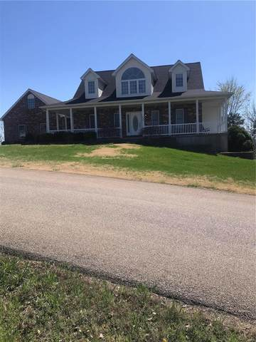 124 Weaver, Festus, MO 63028 (#21020348) :: Clarity Street Realty
