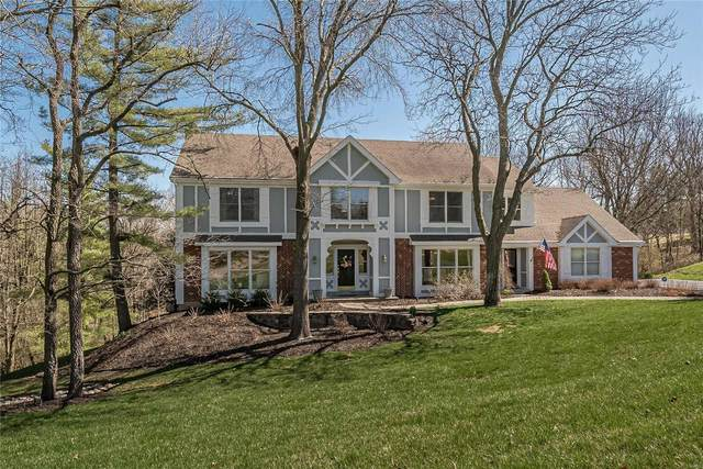 1064 Woodfield Estates Drive, Town and Country, MO 63017 (#21020359) :: Kelly Hager Group   TdD Premier Real Estate