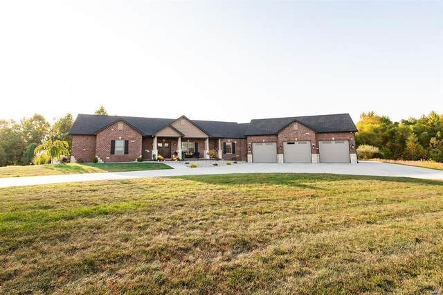 531 State Route 4, Saint Jacob, IL 62281 (#21020472) :: Fusion Realty, LLC