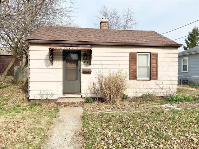 554 Mchugh, Wood River, IL 62095 (#21020520) :: Clarity Street Realty