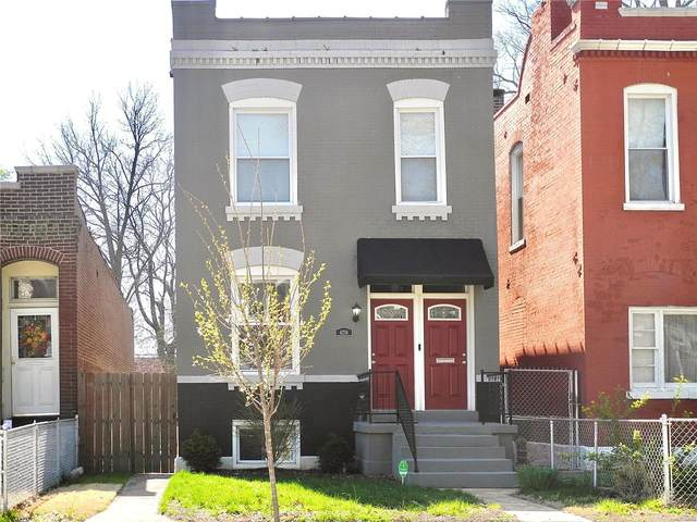 4256 Norfolk Avenue, St Louis, MO 63110 (#21020564) :: Realty Executives, Fort Leonard Wood LLC