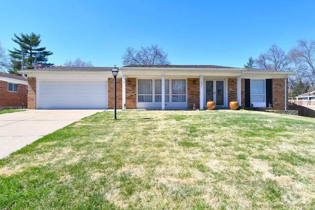 5041 Heathfield Drive, St Louis, MO 63128 (#21020573) :: RE/MAX Vision