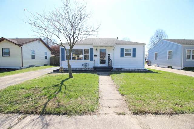 1624 Moro, Granite City, IL 62040 (#21020583) :: St. Louis Finest Homes Realty Group