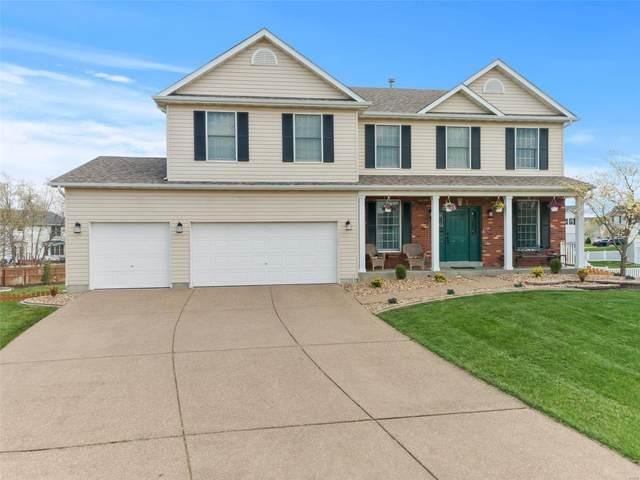 2808 Spring Blossom, Dardenne Prairie, MO 63368 (#21020585) :: Kelly Hager Group | TdD Premier Real Estate