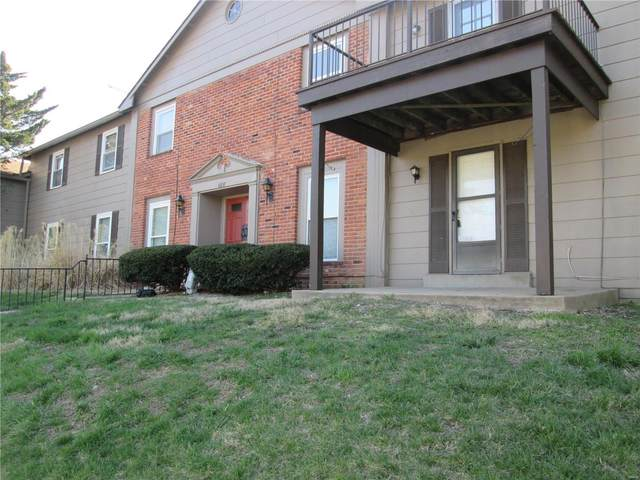 6657 Blossomwood Drive A, Florissant, MO 63033 (#21020647) :: Clarity Street Realty