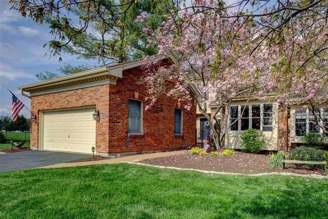 13321 Fairfield Circle Drive, Chesterfield, MO 63017 (MLS #21020691) :: Century 21 Prestige