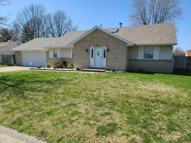 909 Mayfair Drive, Belleville, IL 62221 (#21020734) :: Parson Realty Group