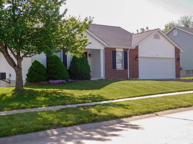 504 Wideman Drive, Wentzville, MO 63385 (#21020750) :: Realty Executives, Fort Leonard Wood LLC