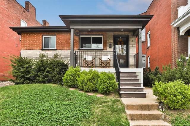 3961 Botanical Avenue, St Louis, MO 63110 (#21020761) :: Hartmann Realtors Inc.