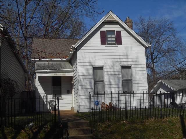 4415 Minnesota Avenue, St Louis, MO 63111 (#21020773) :: Clarity Street Realty
