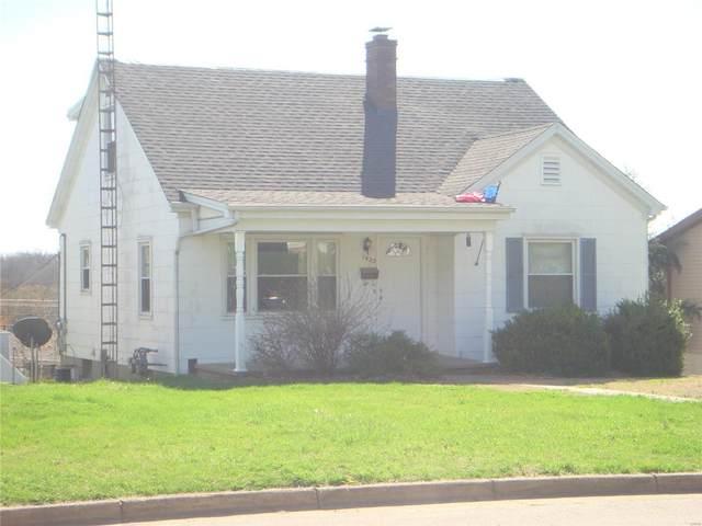 1422 E 3rd Street, Washington, MO 63090 (MLS #21020782) :: Century 21 Prestige