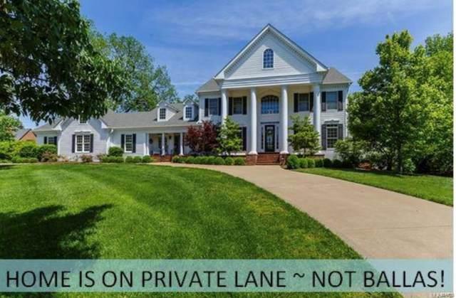 2230 N Ballas, St Louis, MO 63131 (#21020789) :: Kelly Hager Group | TdD Premier Real Estate
