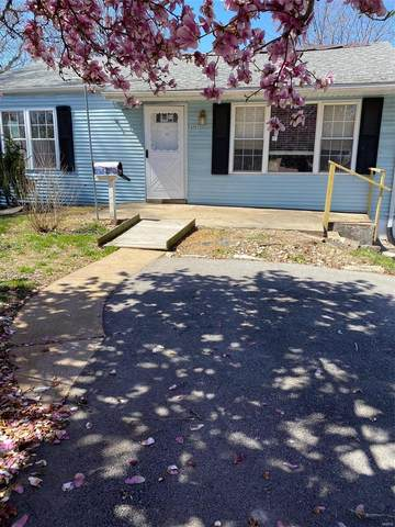 3731 Dixie Drive, Saint Ann, MO 63074 (#21020807) :: Parson Realty Group
