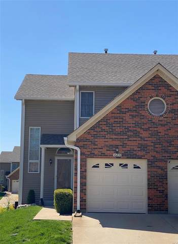 16200 Lea Oak Drive, Chesterfield, MO 63017 (#21020855) :: Parson Realty Group