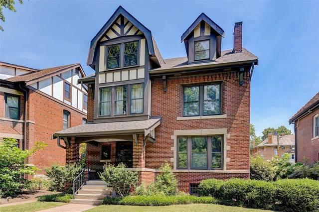 4437 Mcpherson Avenue, St Louis, MO 63108 (#21020861) :: Reconnect Real Estate