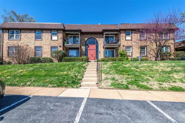 11872 Cresta Verde A, St Louis, MO 63146 (#21020863) :: Terry Gannon | Re/Max Results
