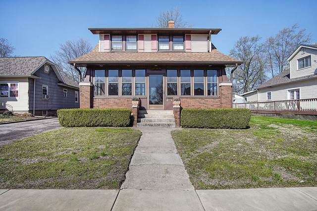 130 8th Street, Wood River, IL 62095 (#21020895) :: Tarrant & Harman Real Estate and Auction Co.