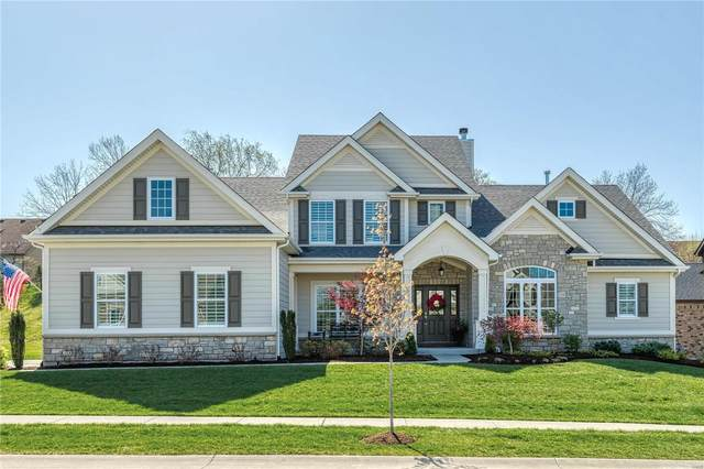 14766 Schoettler Grove Court, Chesterfield, MO 63017 (#21020914) :: Reconnect Real Estate