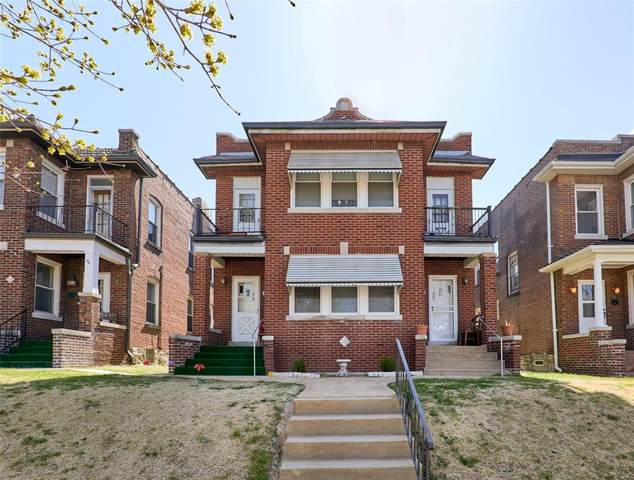4316 Grace Avenue, St Louis, MO 63116 (#21020937) :: RE/MAX Professional Realty