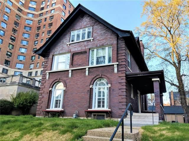 4385 Mcpherson Avenue, St Louis, MO 63108 (#21021011) :: Terry Gannon | Re/Max Results