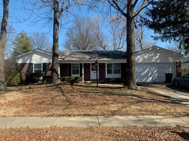 14630 Fox Manor, Florissant, MO 63034 (#21021065) :: Clarity Street Realty