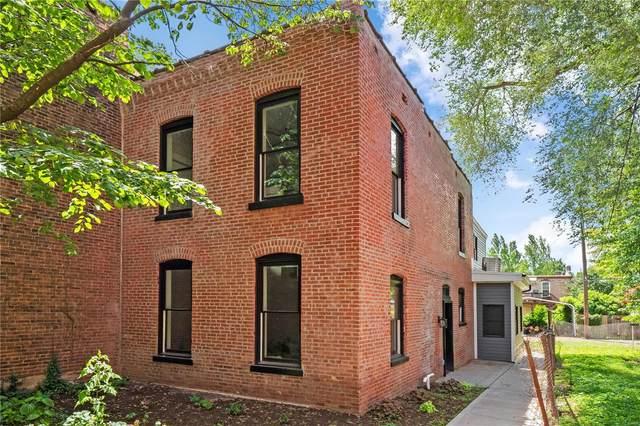2853 Mcnair Avenue, St Louis, MO 63118 (#21021076) :: Matt Smith Real Estate Group