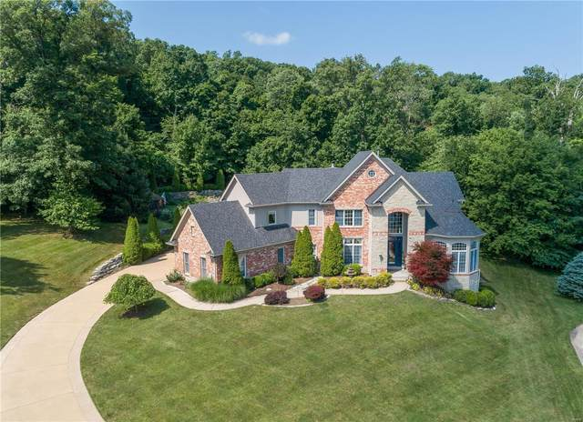 951 Summerset Parc Lane, Fenton, MO 63026 (#21021078) :: The Becky O'Neill Power Home Selling Team